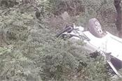 car rolled over in hatli youth killed four injured