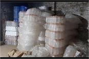 fake liquor factory busted in yamunanagar