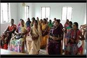 women on the road to employment from self help groups