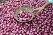 32 thousand tons of onion rot in government warehouses