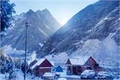 manali rohtang pass snow