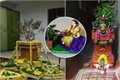 decoration ideas for tulsi vivah
