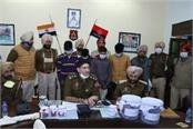 4 accused arrested for firing on youth