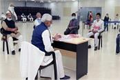 cm nitish met courtesy meeting with assam s jdu delegation