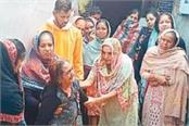 police reached to arrest on complaint of wife commit suicide