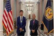 tibetan govt in exile president lobsang sangay visits us