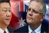 malabar exercise china warns of economic damage to australia