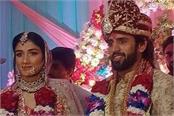 sangeeta phogat tied marriage knot with padamashree wrestler bajrang punia