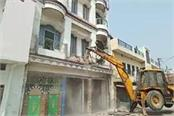 no good for mafias bulldozer on property of atik ahmed s brother in law
