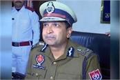 remarks regarding kartarpur corridor have no religious relation dgp