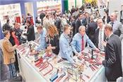 corona virus overshadowed at cologne fair of hand tools