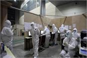2442 dead in china from corona virus