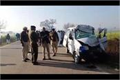road accident in hisar