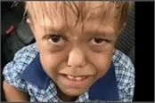 a wrenching video showed a bullied 9 year old s pain