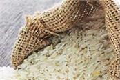 iranian crisis on basmati rice industry