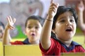 nursery admission second cutoff fall drops