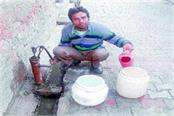 despite tubewells water does not reach homes