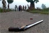 stf encounter in noida bisarkh area six miscreants arrested