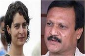 priyanka gandhi should be sent to rajya sabha from madhya pradesh
