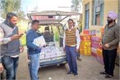 one and a quarter quintal fake sweets recovered during raid