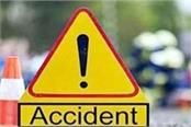 death of one due to collision between car bike