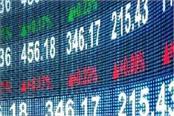 corona hit on the stock market