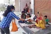 haryana news rewari s daughter introduced humanity