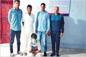 5000 smack smuggler arrested