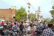 people are not afraid of corona crowd in phagwara and kapurthala despite curfew