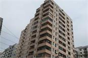 sword of action hanging on hundred flats illegally built in gurugram