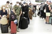 citizens coming from abroad have increased concern