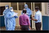 corona blast in lucknow 34 positive cases found in kgmu investigation