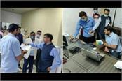 dushyant chautala built kovid 19 control room