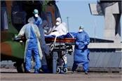death of covid 19 in france crosses 10 thousand