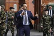 ireland s prime minister to work as doctor during corona virus crisis