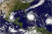 forecasters predict an above average hurricane season in this year