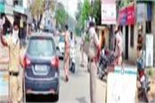 every citizen police strictly challans 1470 vehicles