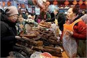 risk of spreading infection in markets like corona virus seafood sanra