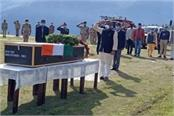 cm rawat bowed to martyred soldiers