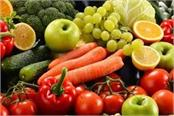 ludhiana rate list of fruits and vegetables will be released daily
