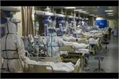 case filed on hospital due to negligence in the corona area