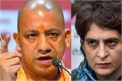 congress again aggressive on yogi s statement of migrant laborers