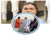 ruckus caused by bjp leader jama khan facebook post