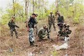 3 killed in mutual encounter between naxalites and security forces