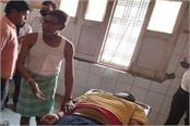 father dies drink pack mango juice shivpuri daughter s condition critical