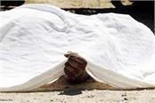 deadbody of lab attendant found edge of gobindasagar lake
