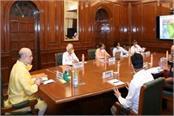 nisarg storm shah talks to cm thackeray and rupani