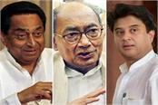 scindia digvijay and kamal nath on reputation claim in gwalior by election