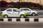 ola uber service resumed at delhi airport