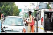driver upset by fake mahants forced money demand